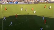 Sheraldo Becker Goal  Zwolle 1-0 NEC Nijmegen 20.04.2016