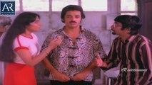 Amavasya Chandrudu Movie Scenes - Kamal Haasan comedy with Madhavi - AR Entertainments