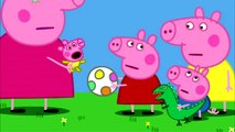Peppa Pig Little George burping so funny   Little Baby Alexander burping