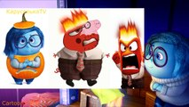 Peppa Pig English The Simpsons Inside Out Coloring Pages For Kids Cartoons 2016 DIY TOYS & GAMES