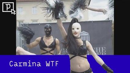 Carmina WTF - Pépites du 21/04 - CANAL+