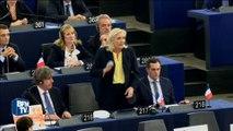 Marine Le Pen inquiète une majorité des Français
