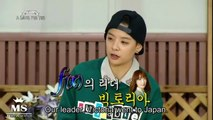 [ENG SUB] Amber Mentioned About Victoria Wrongly Speaks Japanese A Song For You EP22