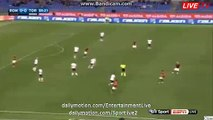 GOAAAL Torino  HD - Roma  0 - 1 Torino Serie A 20.