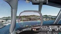 HD]FSX Realistic Landing at Esenboga Airport PMDG 737-800