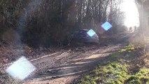 Best of Rallye crash and mistakes Rallye Boucles de Clavier 2015