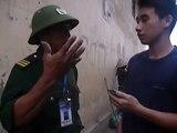 Phỏng vấn người giám sát khu vực chợ Túc Duyên, Thành Phố Thái Nguyên