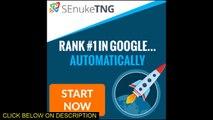 Senuke TNG Review Dating Website Software Reviews