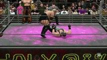 WWE 2K16 rikishi/haku v kane/big boss man
