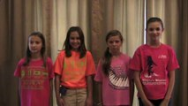 Megan's Mission 2012 JDRF walk video