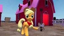 SFM PMV - Pony Rocks (A Tribute to Rainbow Rocks)