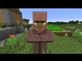 Minecraft: Mike The Idiot Villager. #1- Mikes Holiday Part 1.