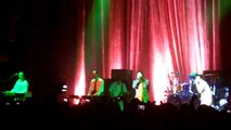 Sparks & Faith No More performing This Town Ain't Big Enough for Both of Us