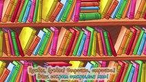 Караоке для детей - Песенка про Буквы - Волшебные �