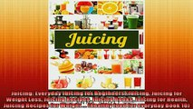 Free PDF Downlaod  Juicing Everyday Juicing for Beginners Juicing Juicing for Weight Loss Juicing Recipes  DOWNLOAD ONLINE