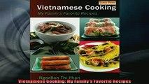 Free PDF Downlaod  Vietnamese Cooking My Familys Favorite Recipes READ ONLINE