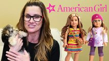 Zumi and Amy Jo DCTC Channel Update - American Girl Doll, Toy Fair, Play Fair