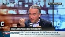 La chronique de Frédéric Simottel: Conseils pratiques de cybersécurité - 21/04