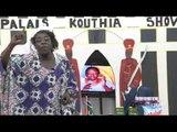 Seynabou Djéguéne chasse Idrissa seck de thies - Kouthia show - 05 Avril 2016