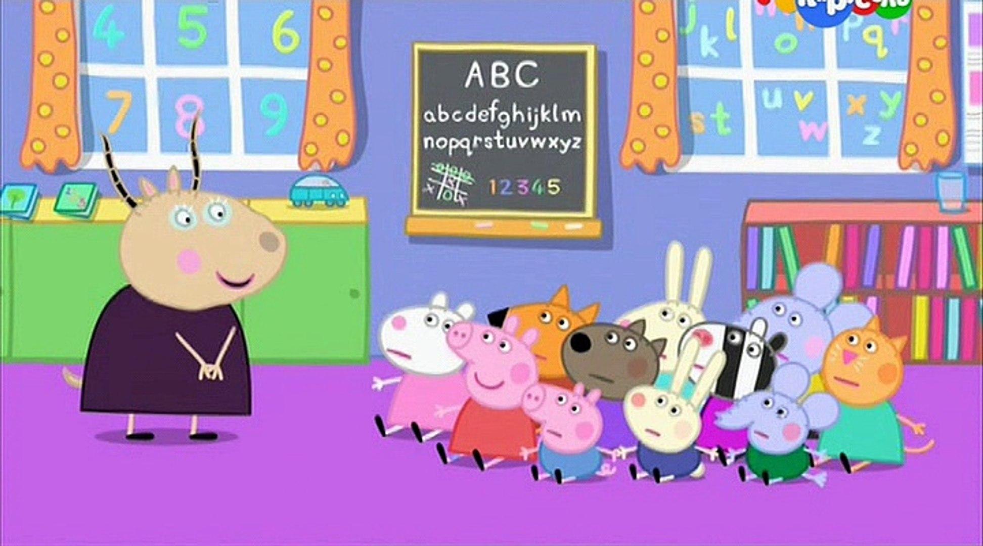 Свинка Пеппа- Больница- Hospital -Все серии подряд Свинка Пеппа