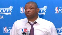 Doc Rivers Credits Bench for 2-0 Lead