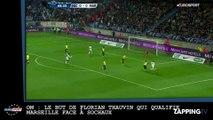 OM : Le but de Florian Thauvin qui qualifie Marseille face à Sochaux (vidéo)