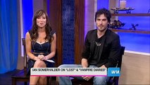 Ian somerhalder interview lost and vampire diaries