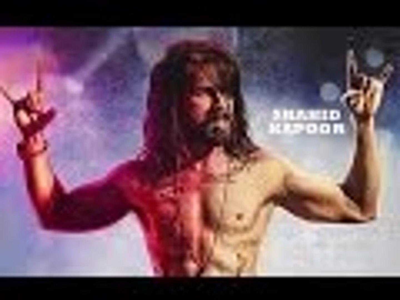 FIRST LOOK of Shahid Kapoor in Udta Punjab as Rockstar Tommy Singh