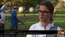Hunger Games: La Ragazza di Fuoco - Gli Arcieri del CUS di Roma