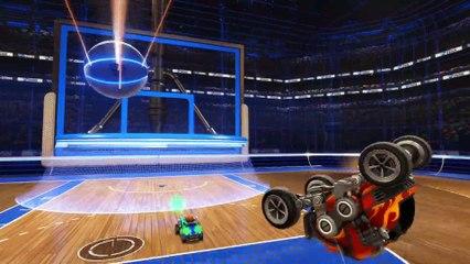 Hoops Trailer de Rocket League
