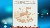 READ book  Windows NT Device Driver Development  BOOK ONLINE