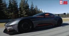 Aston Martin Vulcan, esta vez de aventura por Nueva Zelanda