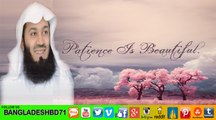 A yelling child in Jummah┇ Message of Patience & Tolerance ~Mufti Menk