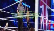 wwe smackdown 21 april 2016 full show wwe smackdown 21/4/2016 full show[Karl & Gallows Helped Aj Styles,Shane On Smackdown,Dean Ambrose & Sami Zayn Vs Jericho & Kevin Owens]