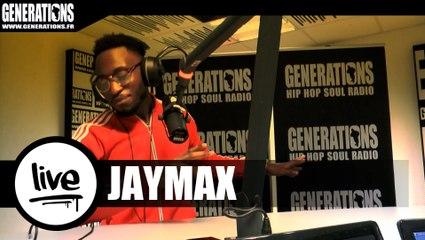 Jaymax - J'ai Pas De Sous (Live des studios de Generations)