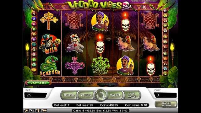 Основные правила и характеристики слота Куклы вуду (voodo vibes)