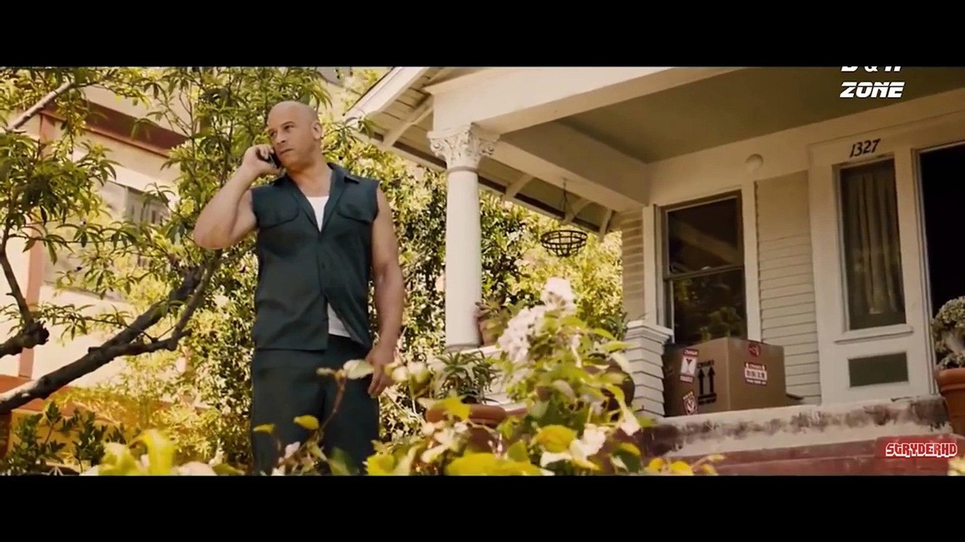 Fast 8  Trailer (2017)  trailer