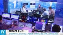 """L'augmentation du salaire du PDG d'Air France-KLM est """"une incohérence"""""""