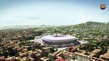 Barça : La métamorphose du Camp Nou