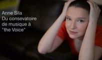 """Anne Sila de The Voice : """"J'ai changé de tête entre le casting et l'émission"""""""