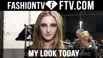 Model Talks F/W 16-17 My Look Today pt.8 | FTV.com