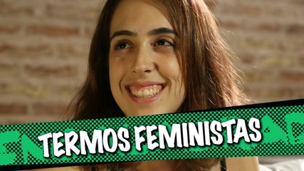 Explicando alguns termos feministas | Encalacrada