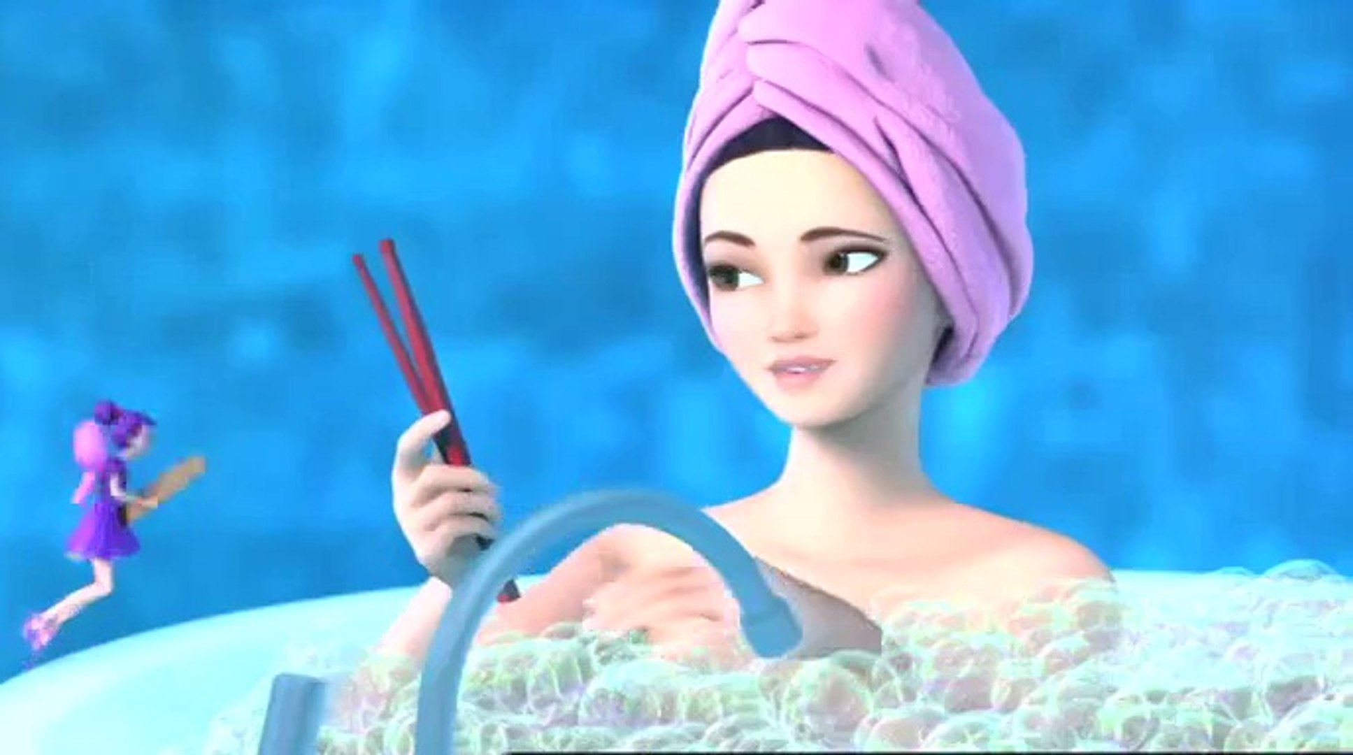 باربي في مدرسة الأميرات كرتون بالعربية Barbie