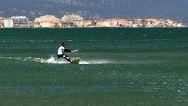 Kitesurf: le Mondial du vent fête ses 20 ans à Leucate