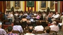 PSC, CiU, PP i ICV-EUiA de Vilafranca no volen referèndums oficials d'independència