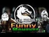 Mortal Kombat X Funny Moments (MKX Funny Moments)