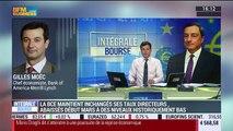 Spéciale BCE: Mario Draghi défend sa politique monétaire de manière assez forte - 21/04