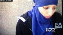 """Extraits d'Envoyé Spécial - Hasna Aït Boulahcen : """"Allah, il n'a jamais dit de couper des têtes"""""""