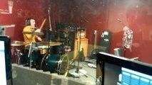 Andrew John Beaton - Recording DUB mix at Icon Studios