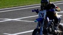 Yamaha 125 YZ Supermotard - Circuit de l'enclos